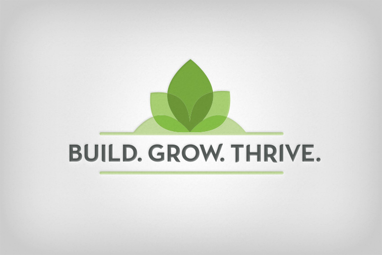 Build Grow Thrive logo