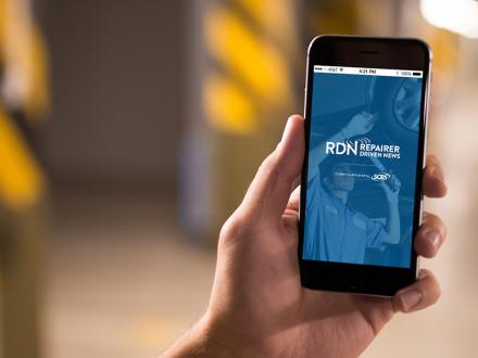 New project: 'Repairer Driven News' app & website-0